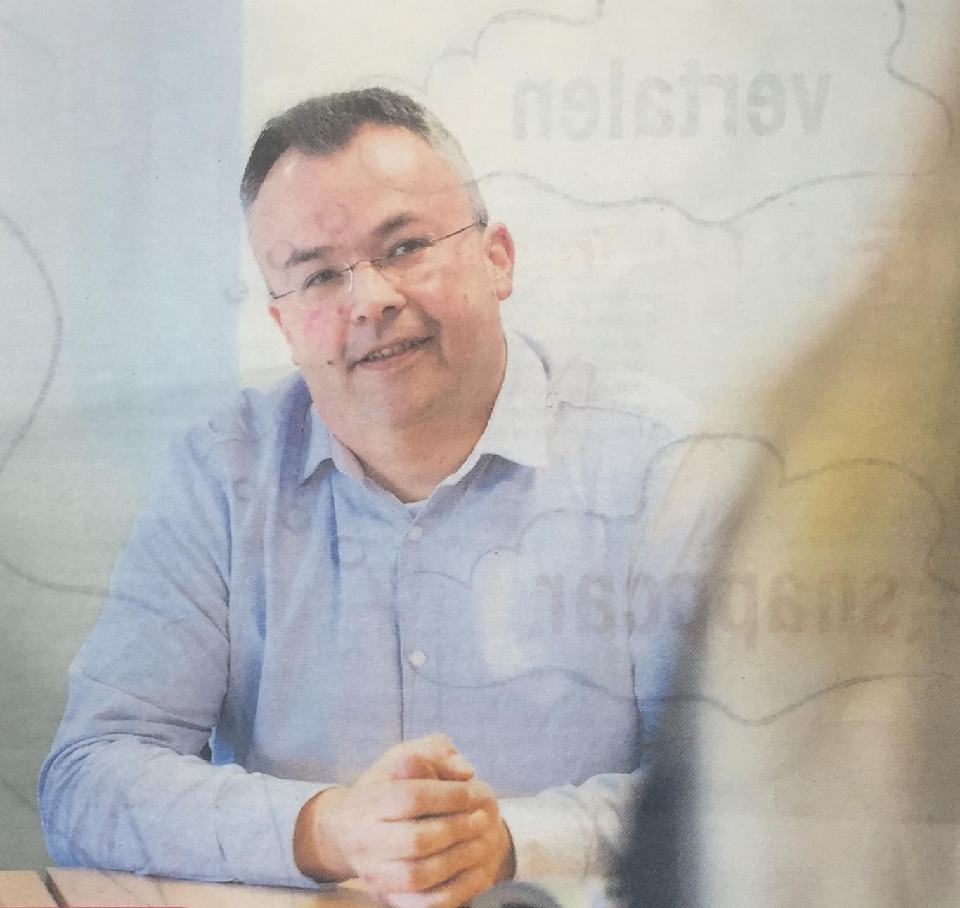 Mark Jansen Ambitie JobCafé