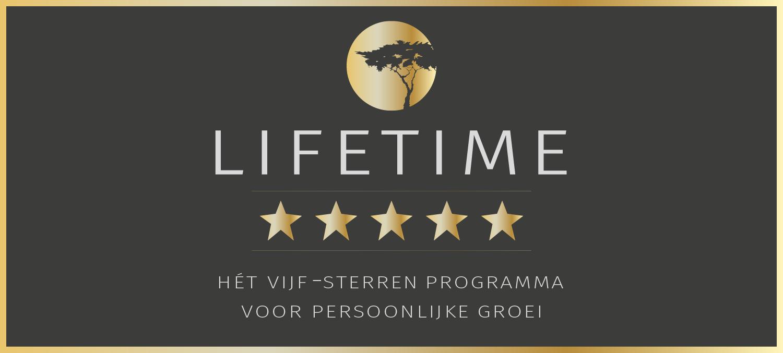 LifeTime trainingsprogramma big five for life het programma voor persoonlijke groei