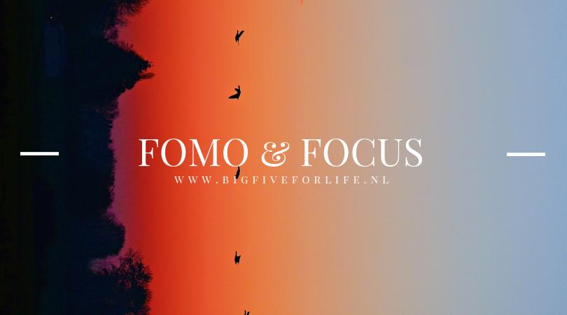 Oorzaak van fomo en focus