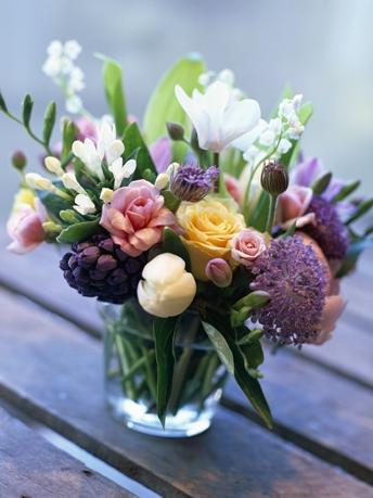 Bloemen leven
