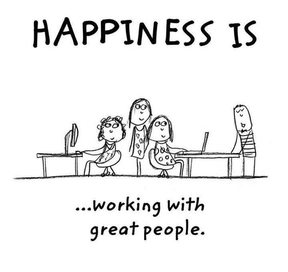collega happiness