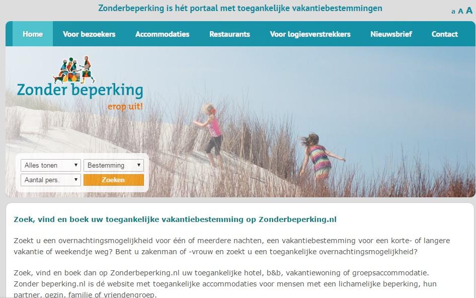 zonderbeperking.nl